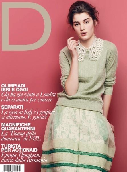 40 обложек с вещами из коллекции Louis Vuitton SS 2012. Изображение № 12.