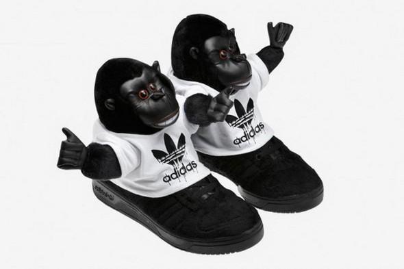 Коллекция Adidas Originals 2012 от Jeremy Scott. Изображение № 1.