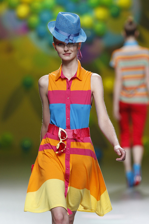 Madrid Fashion Week SS 2012: Agatha Ruiz de la Prada. Изображение № 22.