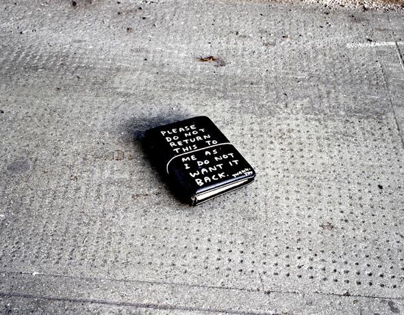 Дэвид Шригли: телефон заменяет мнеЛСД. Изображение № 8.
