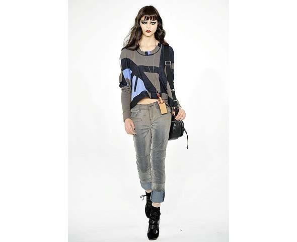 Неделя моды в Нью-Йорке: первые показы. Изображение № 29.