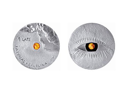 Самые красивые,необычные монеты мира. Изображение № 1.