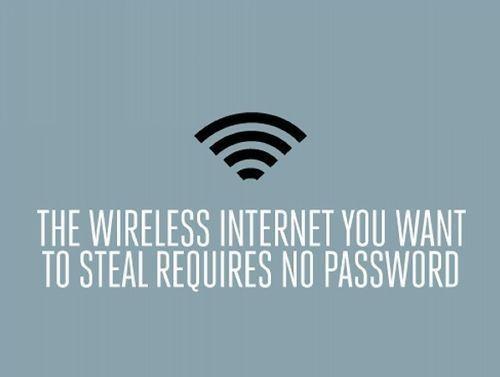 Чужой Wi-Fi никогда не требует пароль. Изображение № 6.