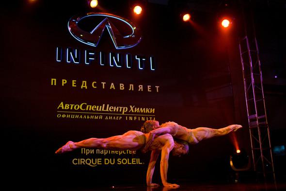 Cirque du Soleil на открытии дилерского центра INFINITI. Изображение № 21.
