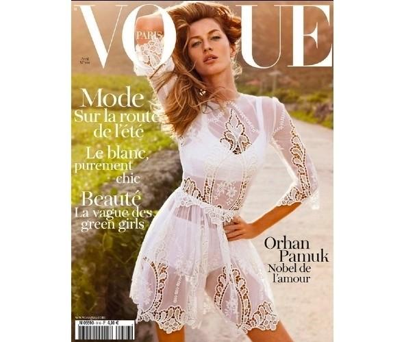 Изображение 33. Коллекция Dolce & Gabbana SS 2011 появилась на 42 обложках журналов.. Изображение № 1.