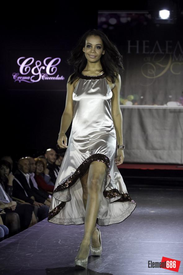 Неделя моды от «Эстет»: осень-2011 (05.10.2011). Изображение № 21.