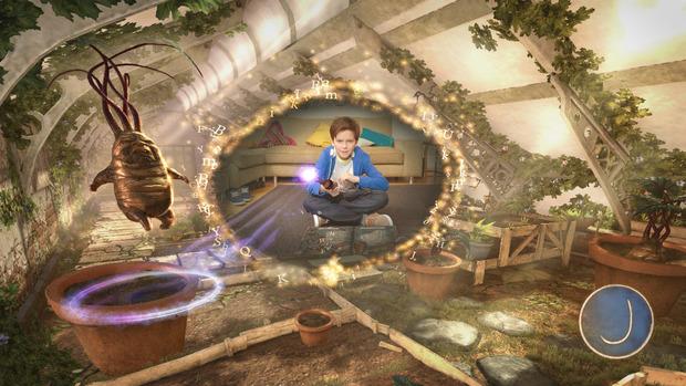 Sony Computer Entertainment приглашает в мир волшебства. Изображение № 2.