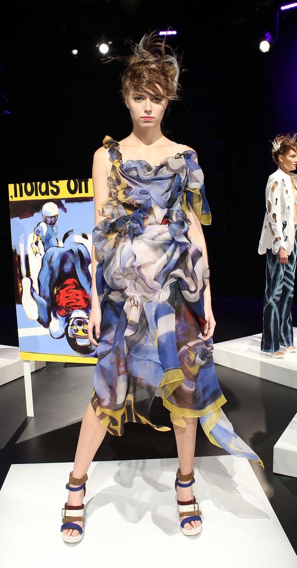 New York Fashion Week Spring 2012: День четвертый. Изображение № 24.