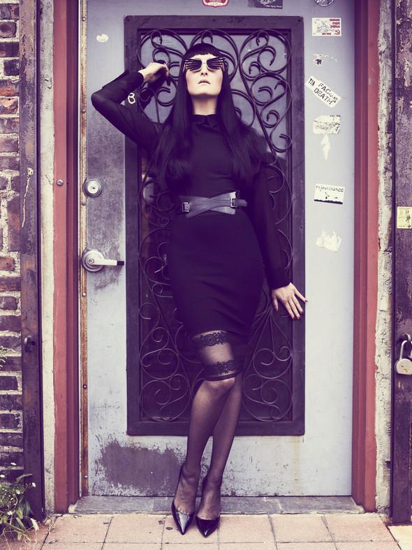 Съёмка: Нью-йоркский стрит-стайл в Interview. Изображение № 3.