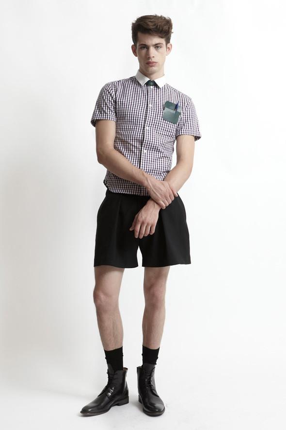 Изображение 1. Лукбук: Carven SS 2012 Menswear.. Изображение № 1.