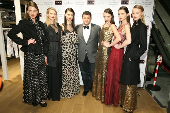 Von Vonni открыл модный марафон в Москве. Изображение № 39.