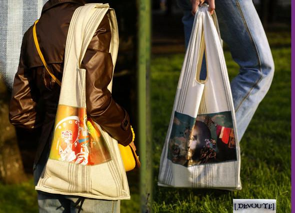 Эко-сумки – решение дляотпуска от[, DEVOU'TI:]. Изображение № 1.