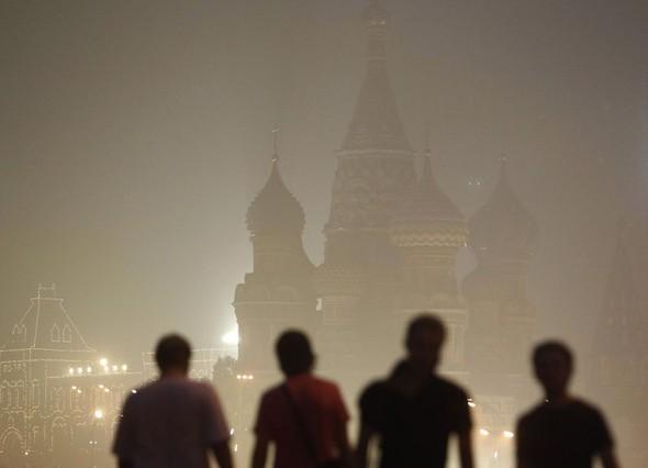 Smog, Wildfire и немного о старости. Изображение № 1.