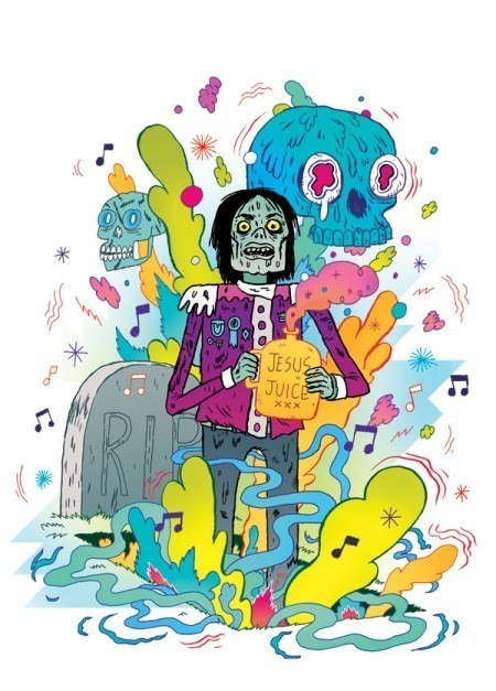 Mike Bertino. Сознание в красках. Изображение № 11.