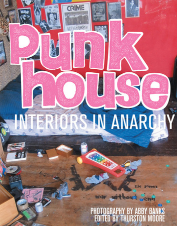 Punk House Interiors in Anarchy. Изображение № 1.