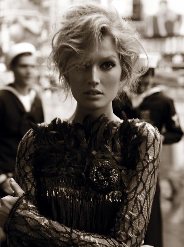 Съемки: Numero, Vogue, W и другие. Изображение №52.