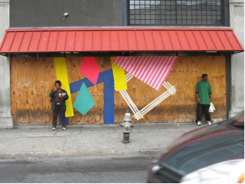Абстрактное граффити: Стрит-художники об улицах, публике, опасности и свободе. Изображение № 20.