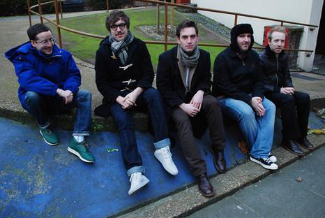 Hot Chip - cкромные британские звезды. Изображение № 7.