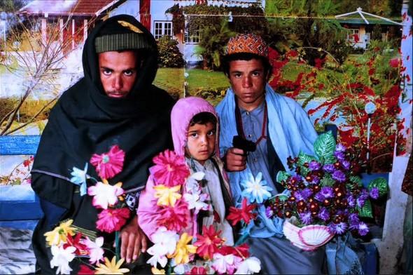 Талибан – ретушированная красота смерти. Изображение № 21.
