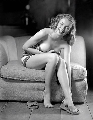 Изображение 28. Marilyn Monroe, pin-up girl.. Изображение № 32.