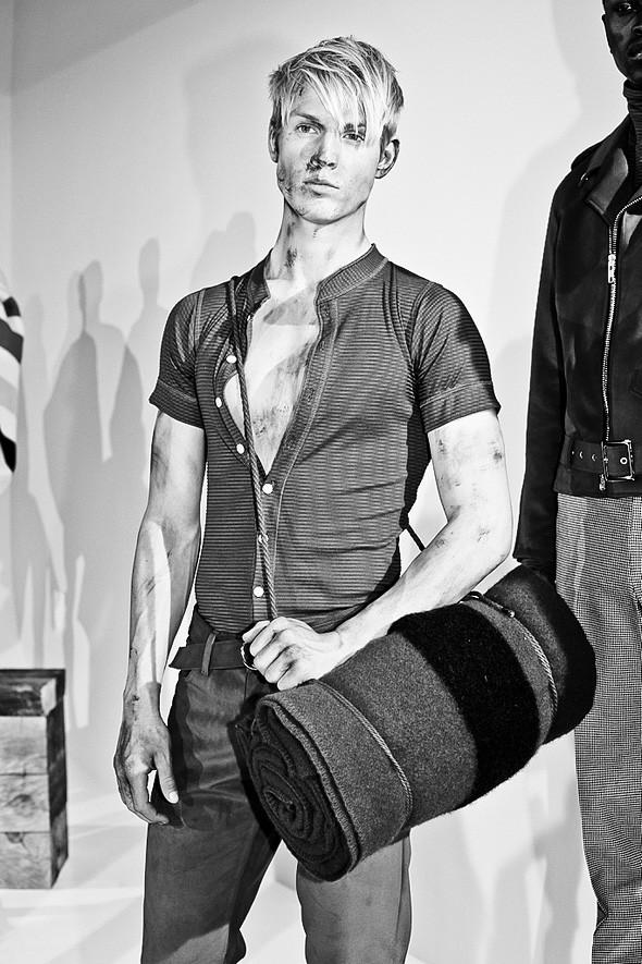 Неделя моды в Нью-Йорке: Репортаж. Изображение №25.