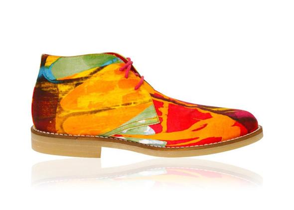 Две коллекции обуви от Ana Locking. Изображение № 6.