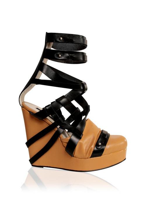 Две коллекции обуви от Ana Locking. Изображение № 21.