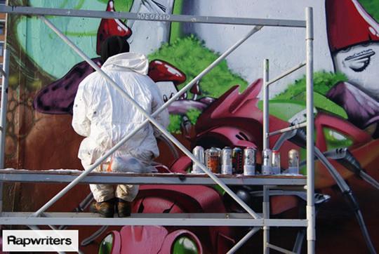 Интервью с граффити райтерами: Антон Baso. Изображение № 20.