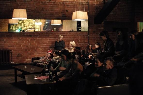 Театр Ахе в клубе Dusche. Изображение № 4.