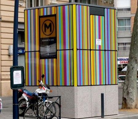 Разноцветное метро. Изображение № 10.