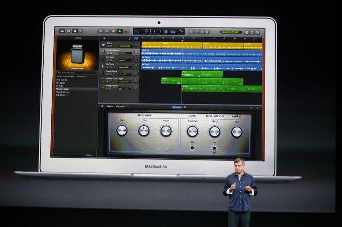 Трансляция: Apple представляет новые iPad и другие продукты. Изображение № 20.