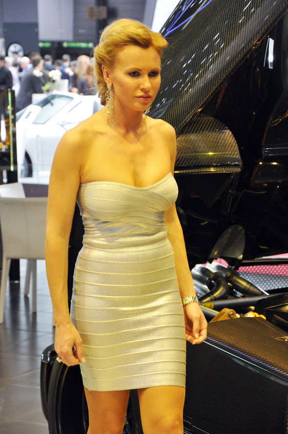 Natalia Freidina at 82nd Geneva International Motor Show. Изображение № 16.