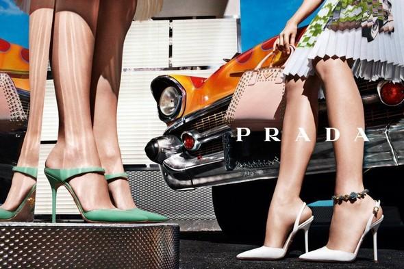 Кампания: Prada SS 2012. Изображение № 21.