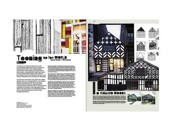 Изображение 10. Журналы недели: 6 популярных изданий о графическом дизайне.. Изображение № 10.