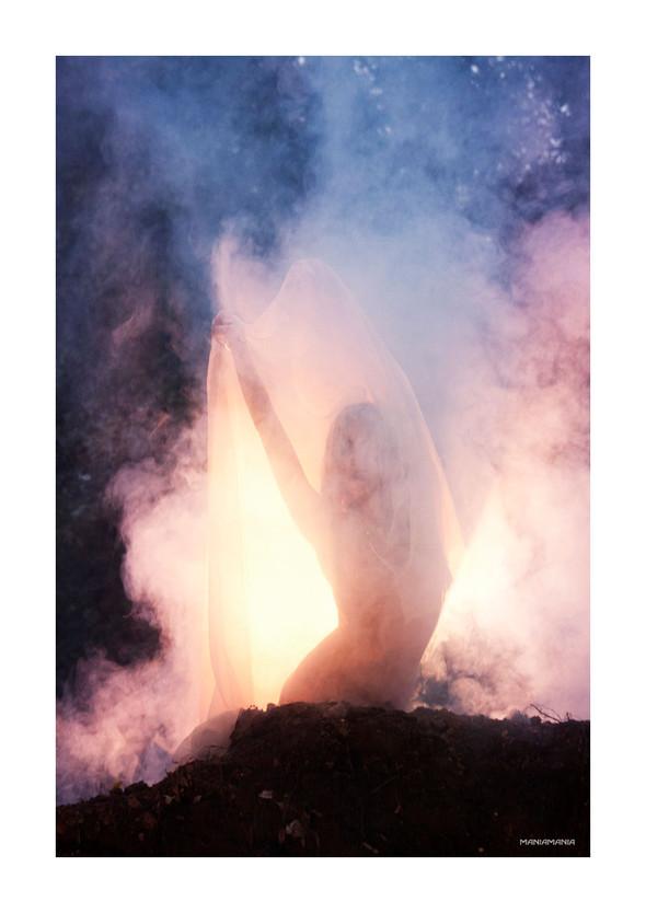 Мистическая медитация от ManiaMania. Изображение № 8.