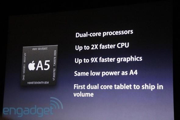 Изображение 12. Компания Apple представила вторую версию планшета iPad.. Изображение № 5.