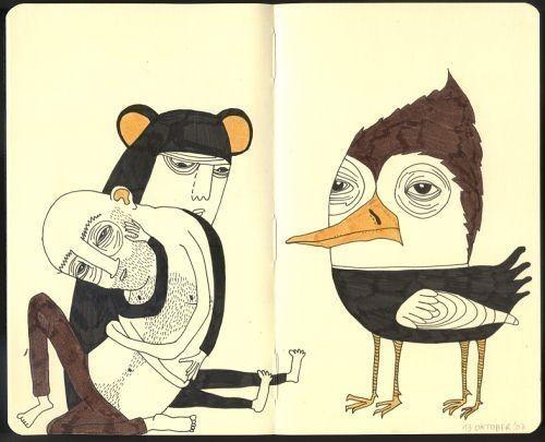 Moleskine Art. Изображение № 19.