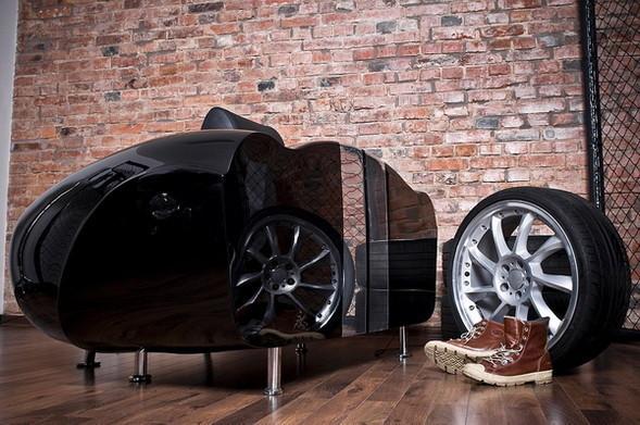 Мебель из автомобилей!. Изображение № 5.