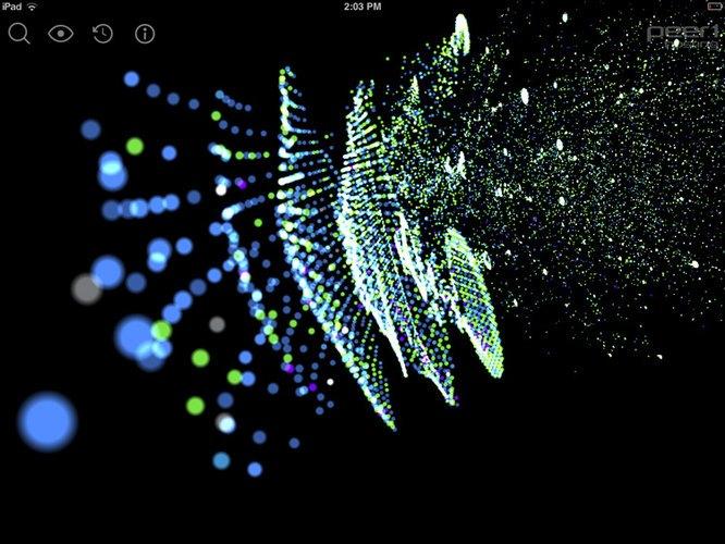 Создана интерактивная 3D-карта интернета. Изображение № 4.