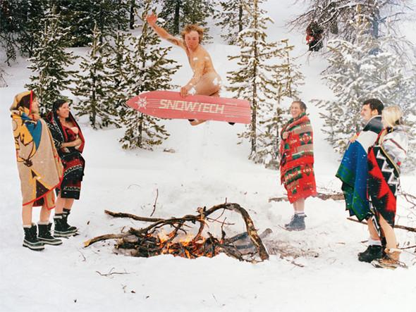 9 атмосферных фотоальбомов о зиме. Изображение № 53.