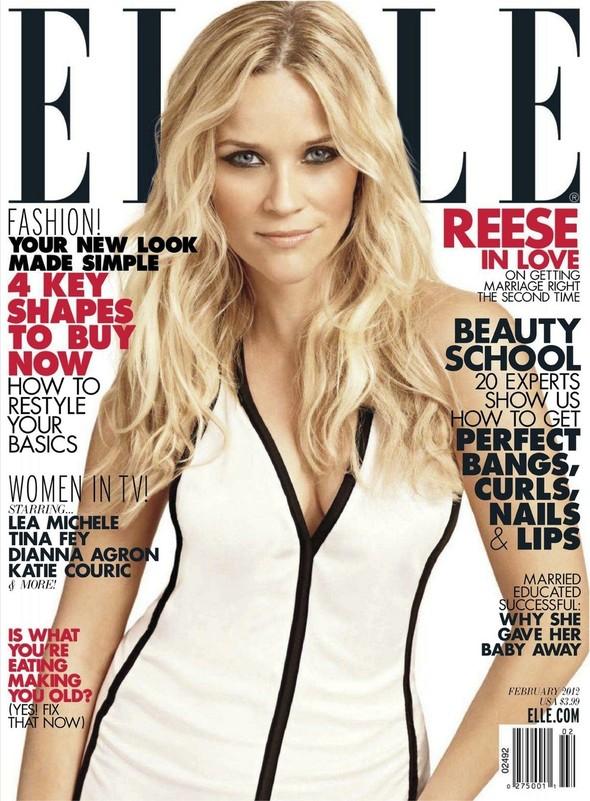 Обложки: Elle, Flare и Harper's Bazaar. Изображение № 1.