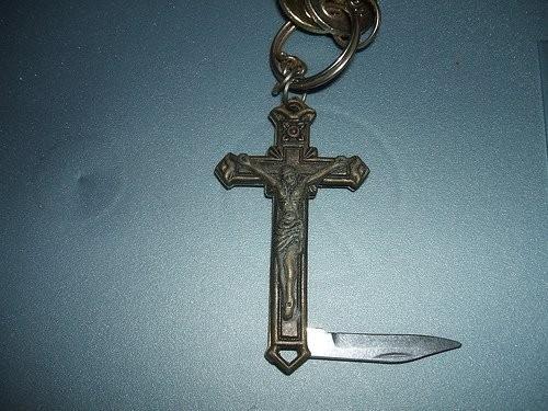 Только потому что крест-часть вторая. Изображение № 132.