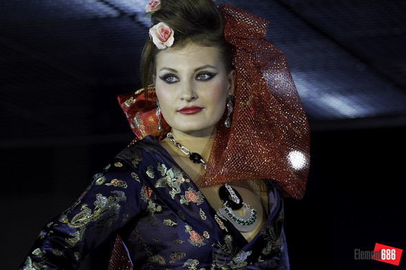 Неделя моды от «Эстет»: осень-2011 (05.10.2011). Изображение № 72.