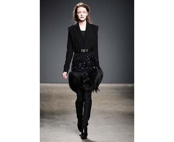 Неделя моды в Нью-Йорке: второй день. Изображение № 67.