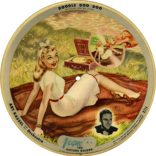 Изображение 1. Vogue Picture Records.. Изображение № 1.