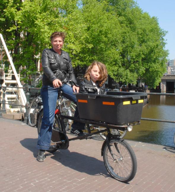 Голландцы иих велосипеды. Изображение № 4.