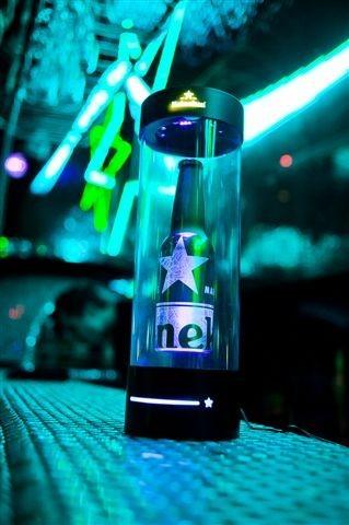 Презентация Heineken STR Bottle в России!. Изображение № 5.