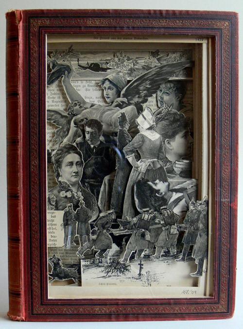 Книжные работы Alexander Korzer-Robinson. Изображение № 10.