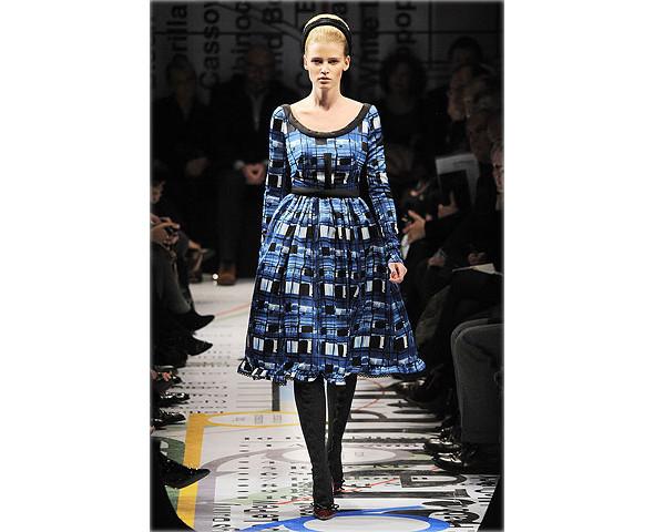 Показ Prada на Неделе моды в Милане. Изображение № 20.