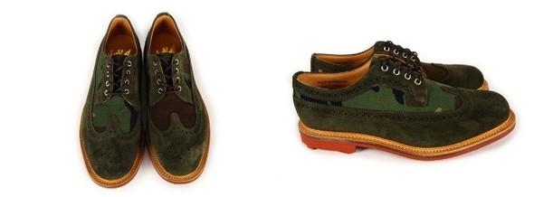 Мужская обувь: броги и ботинки. Изображение № 4.
